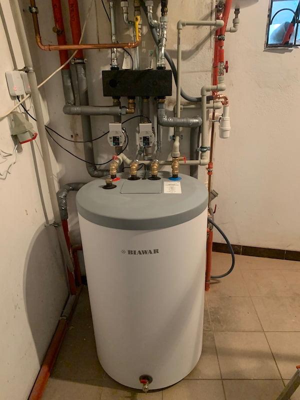 Modernizacja kotłowni - Biawar