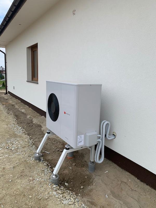 Pompa ciepła Saunier Duval